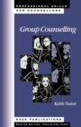 Group Counselling - Book