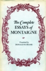 The Complete Essays of Montaigne - Book