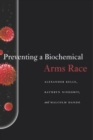 Preventing a Biochemical Arms Race - Book