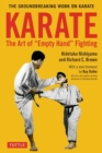 Karate: The Art of Empty Hand Fighting - Book