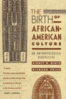 The Birth Of African-American Culture - Book