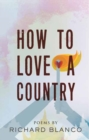 How to Love a Country : Poems - Book