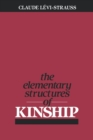 The Elementary Structures Of Kinship - Book