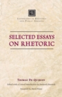 Selected Essays on Rhetoric - Book