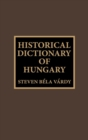 Historical Dictionary of Hungary - Book