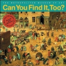 Can You Find it, Too? - Book