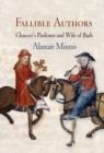 Fallible Authors : Chaucer's Pardoner and Wife of Bath - eBook