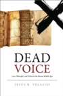 Dead Voice : Law, Philosophy, and Fiction in the Iberian Middle Ages - Book