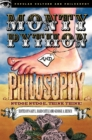 Monty Python and Philosophy : Nudge Nudge, Think Think! - eBook