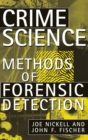 Crime Science : Methods of Forensic Detection - eBook