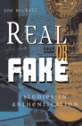 Real or Fake : Studies in Authentication - eBook
