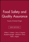 Food Safety and Quality Assurance : Foods of Animal Origin - Book