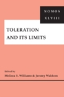 Toleration and its Limits : Nomos XlVIII - Book