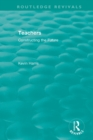 : Teachers (1994) : Constructing the Future - Book