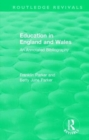 Education in England and Wales : An Annotated Bibliography - Book