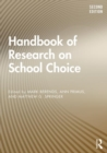 Handbook of Research on School Choice - Book