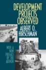 Development Projects Observed - Book