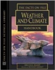 The Facts on File Weather and Climate Handbook - Book