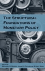 The Structural Foundations of Monetary Policy - Book