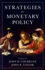Strategies for Monetary Policy - Book