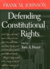 Defending Constitutional Rights - Book