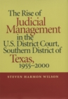 The Rise of Judicial Management in the U.S. District Court, Southern District of Texas, 1955-2000 - Book