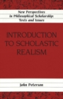 Introduction to Scholastic Realism - Book