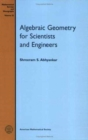 Algebraic Geometry for Scientists and Engineers - Book