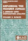 Exploring the Number Jungle : A Journey into Diophantine Analysis - Book