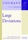 Large Deviations - Book