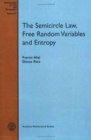 The Semicircle Law, Free Random Variables and Entropy - Book