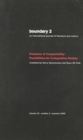 Problems of Comparability/Possibilities for Comparative Studies - Book