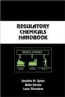 Regulatory Chemicals Handbook - Book