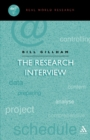 The Research Interview - Book