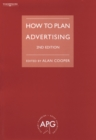 How to Plan Advertising - Book