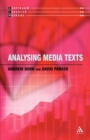 Analysing Media Texts - Book