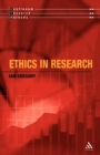 Ethics and Research - Book