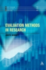 Evaluation Methods in Research - Book
