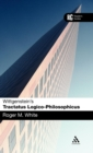 Wittgenstein's 'Tractatus Logico-philosophicus' : A Reader's Guide - Book