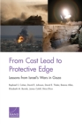 From Cast Lead to Protective Edge : Lessons from Israel's Wars in Gaza - Book