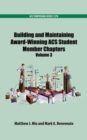 Building and Maintaining Award-Winning ACS Student Members Chapters Volume 3 - Book