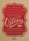 Osteria : 1,000 Generous and Simple Recipes from Italy's Best Local Restaurants - Book