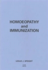 Homoeopathy and Immunization - Book