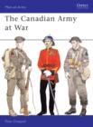 The Canadian Army at War - Book