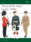 The British Army in the 1980's - Book