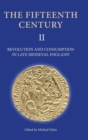 Revolution and Consumption in Late Medieval England - Book