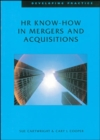 HR Know-how in Mergers and Acquisitions - Book