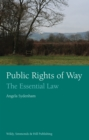 Public Rights of Way: The Essential Law - Book