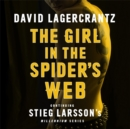 The Girl in the Spider's Web : A Dragon Tattoo story - Book