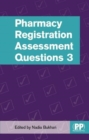 Pharmacy Registration Assessment Questions 3 - Book